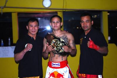 Srab Srouey Working to Unite Muay Thai