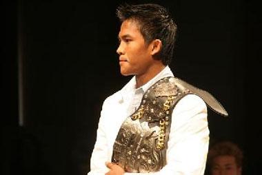 Buakaw Por Pramuk 2X champion of K-1 MAX