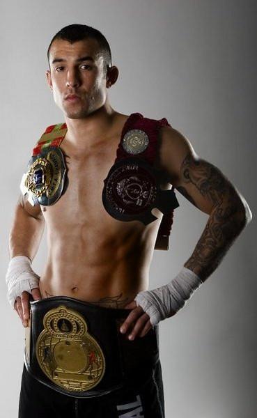 Wesley Wayne Jaya with title