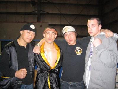 Wes Jaya and team