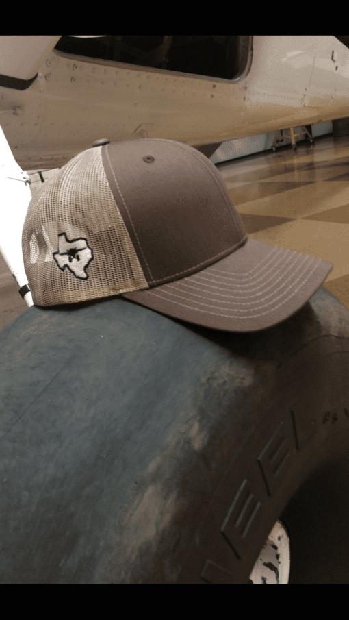 Fat Tire Cowboys brown cap