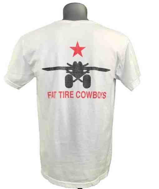 Fat Tire Cowboys Original Tee