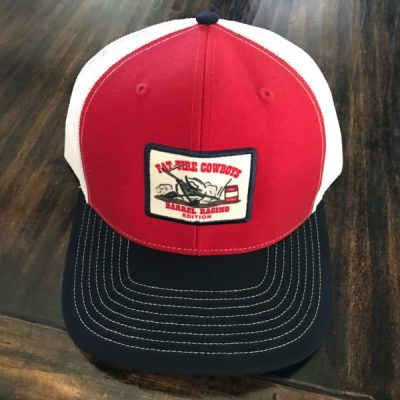 Fat Tire Cowboys Barrel Racing Cap