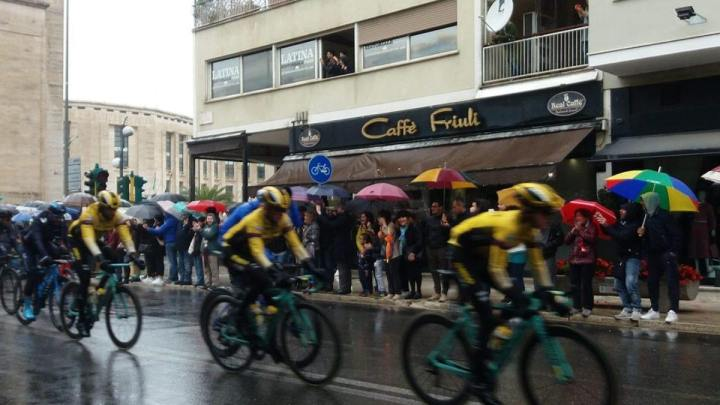 Latina e l'apatia del dopo Giro d'Italia
