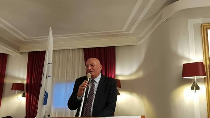 Matteo Adinolfi, zitto zitto è il nuovo papa dei leghisti pontini