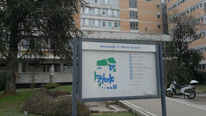 Ospedale Goretti di Latina, il 76% delle cure è di buona qualità