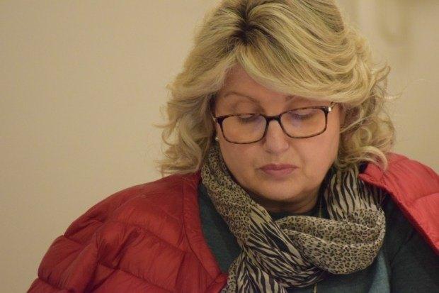"""Roccagorga/ Nancy """"licenzia"""" Lubiana, bufera in Comune"""