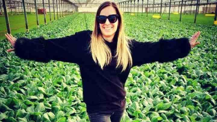 """Slow food Latina con Sara Guercio, 10 in """"condotta"""""""