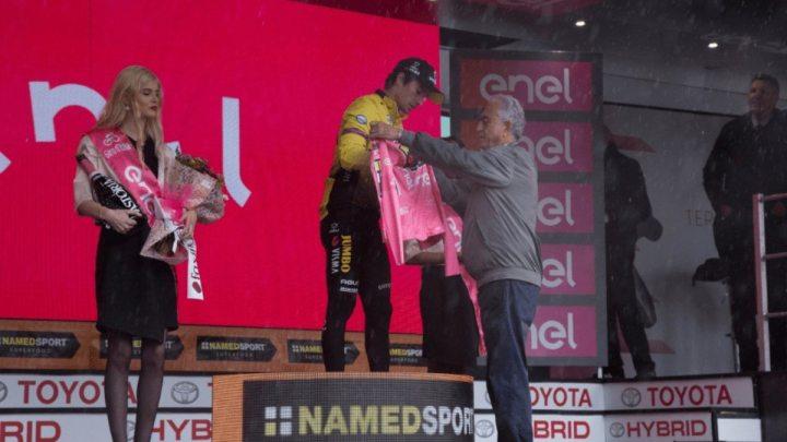 Tiziano Testa, il cavaliere del ciclismo
