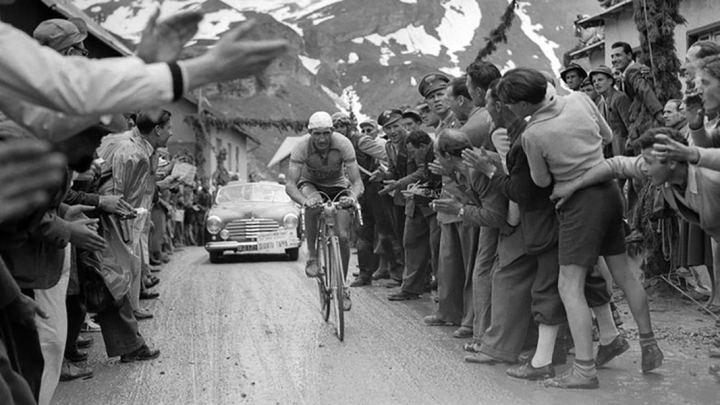Il Giro d'Italia a Latina e il futuro che tocco con la mano