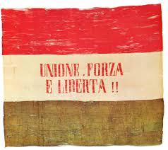 Idee, La crisi la poesia ed il canto. Patriottica
