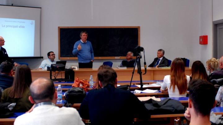 Rinaldo Ceccano dettaglia le sinergie e le potenzialità del progetto Waste Manager