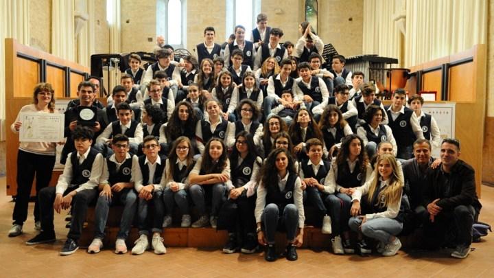 Fossanova, i vincitori del concorso Carlo Cicala: l'emozione è musica