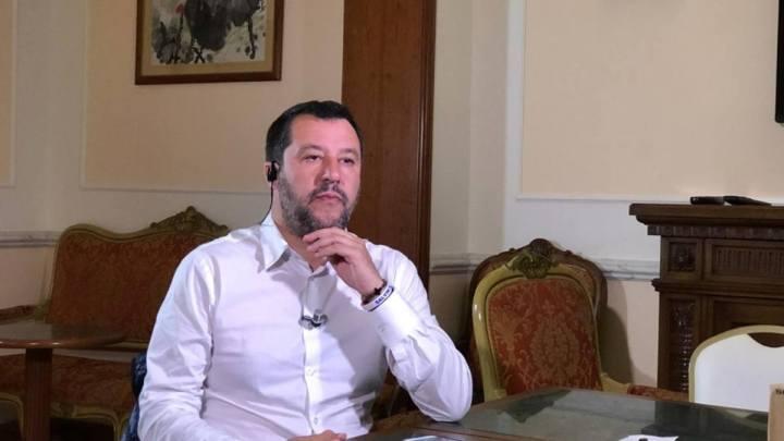 """Matteo Salvini: """"Roma-Latina opera da sbloccare"""""""