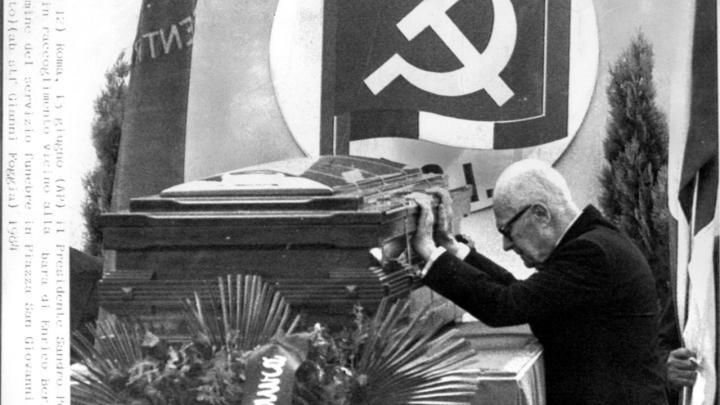 La lezione di Berlinguer, riconoscimento mescevico postumo