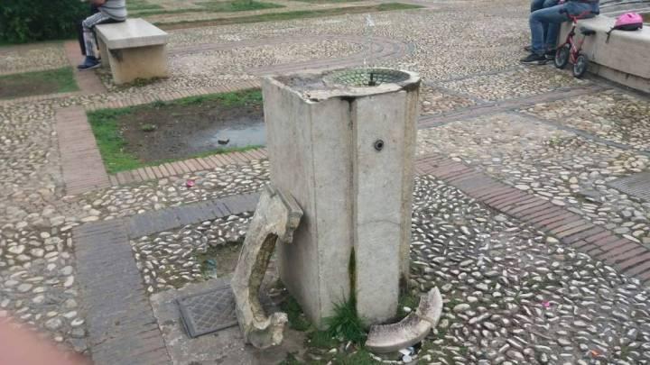 La fontanella di Latina, la statua di Sezze, lo scippo di Priverno e la politica inutile