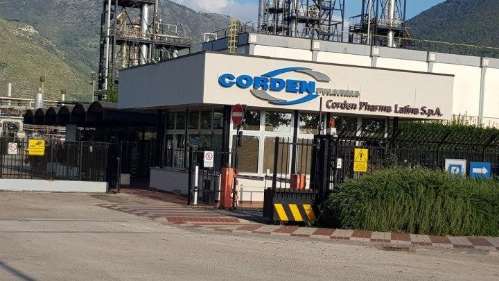 La bandiera rossa alla Corden Pharma, la sinistra pontina deve ripartire da lì e difendere 123 operai