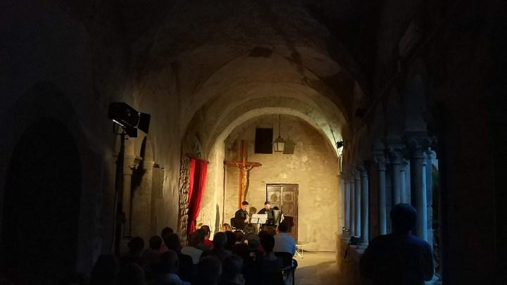 Valvisciolo, usignoli cantano al Festival Pontino di Musica