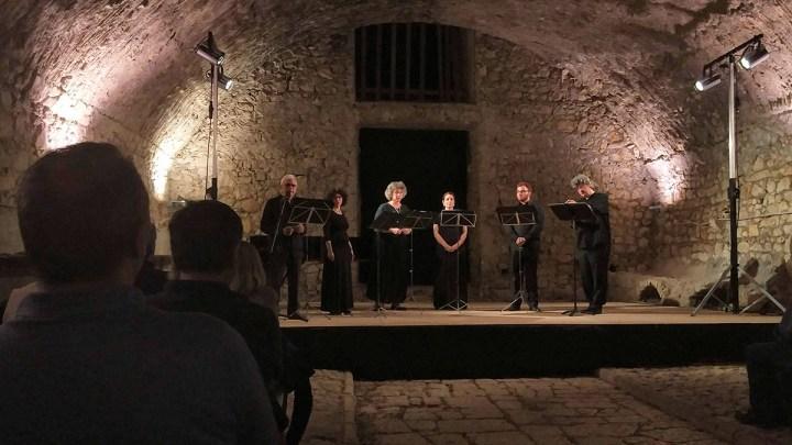 Il Castello di Sermoneta indietro nel tempo con il Festival Pontino di Musica
