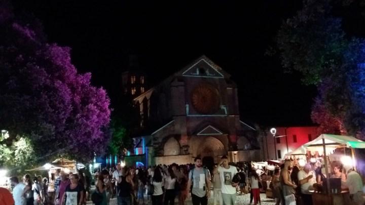 Fossanova, la festa medievale e la cronaca della non-falia