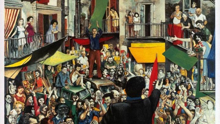 S'i fosse capo di Latina, l'ipotetica della politica