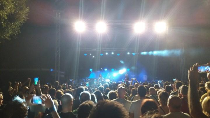 BGH: Burns-Golinelli-Hunt a Priverno: un rock'n roll show