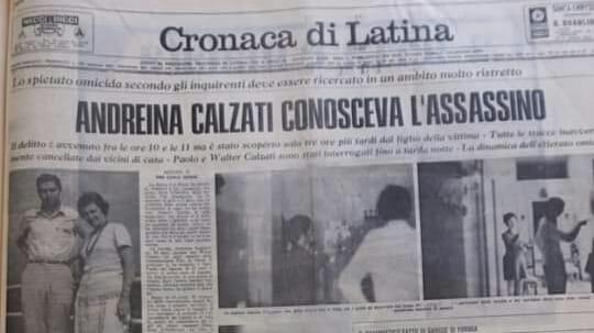 Latina: Il delitto di piazza Roma, storia di sangue e di misteri