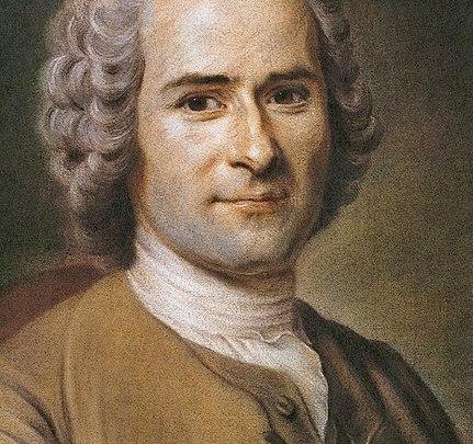 Ma chi era questo Rousseau e perché una piattaforma?