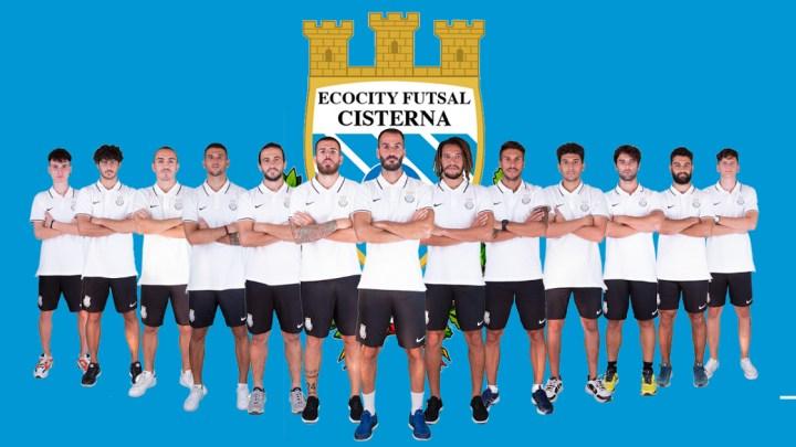 Ecocity Futsal Cisterna, sabato si presenta la squadra