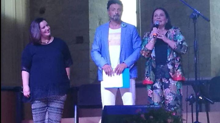 """Camilla, il premio della matria alle """"rivoluzionarie"""" di Priverno"""