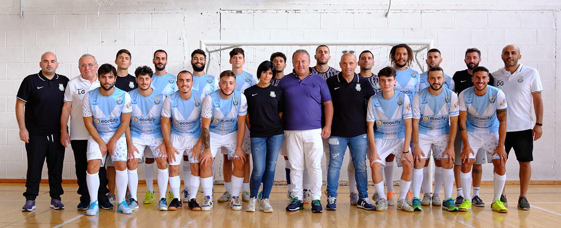 "Ecocity Futsal Cisterna: ""Puntiamo al Nazionale"""