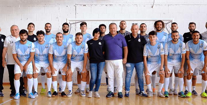 """Prima partita per la Ecocity Futsal: """"Pronti a fare la Storia"""""""