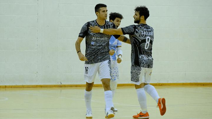 Ecocity Futsal Cisterna prima trasferta contro lo United