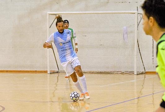 "Ecocity Futsal Cisterna, nuova trasferta ""Daremo il 110%"""