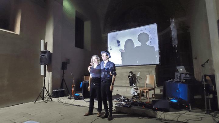 Inkiostro, Giovanna D'Arco affascina e conquista Cori