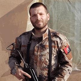 Sezze, una marcia per i curdi nel peso della libertà