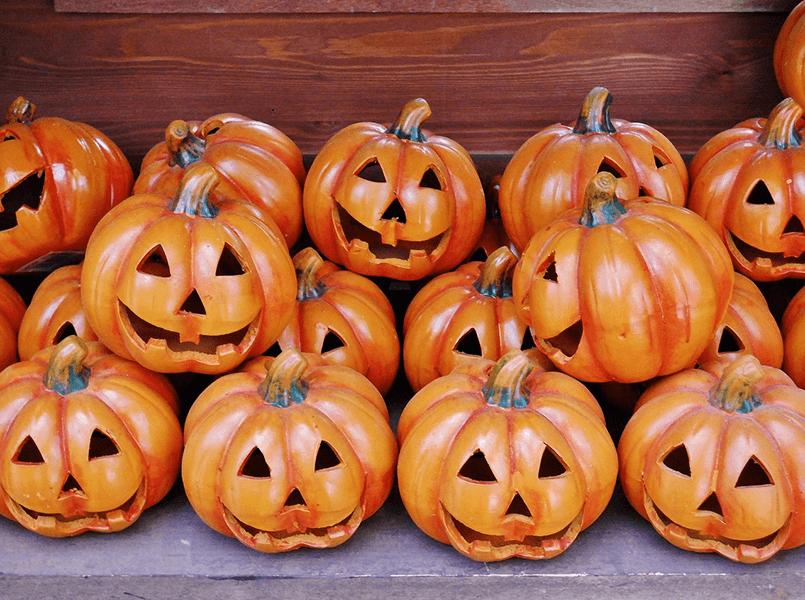 Cisterna, Halloween, Ognissanti, la poesia di Luigina Vitale