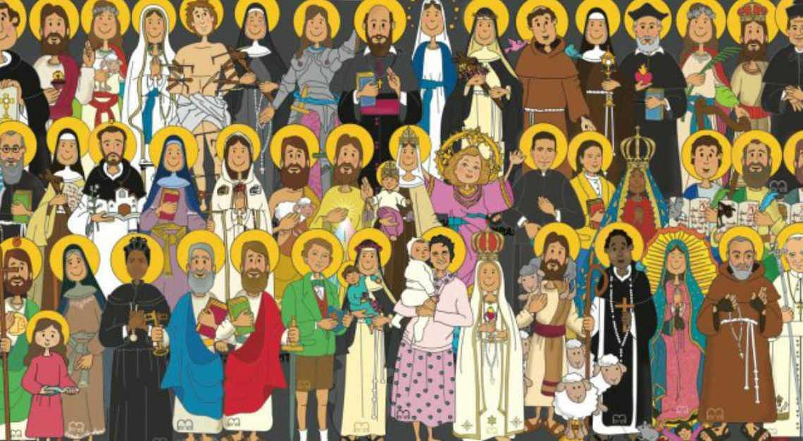 Ognisanti, i morti e la fretta del Natale (Isabella De Renzi)