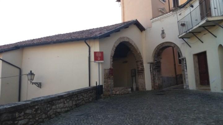 Le strade del commercio del Lazio: un passo a Maenza