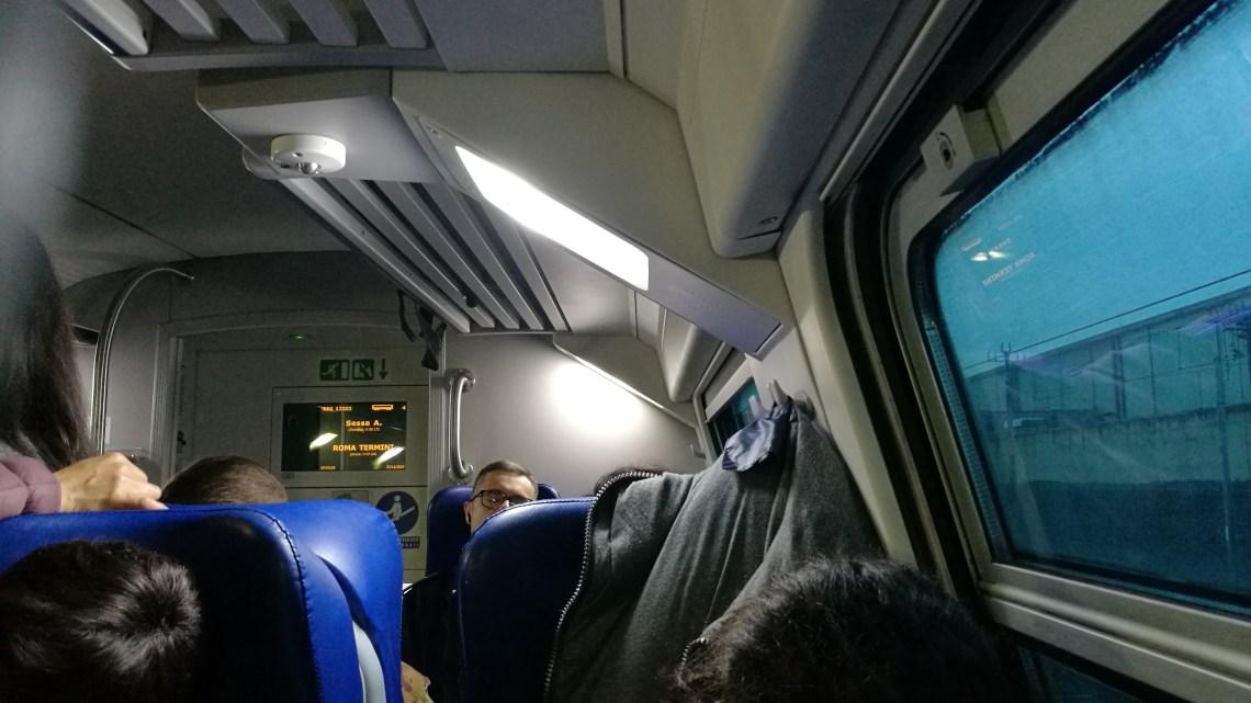 Treno dixit 34/ Babele di viaggio e il caffè della stazione