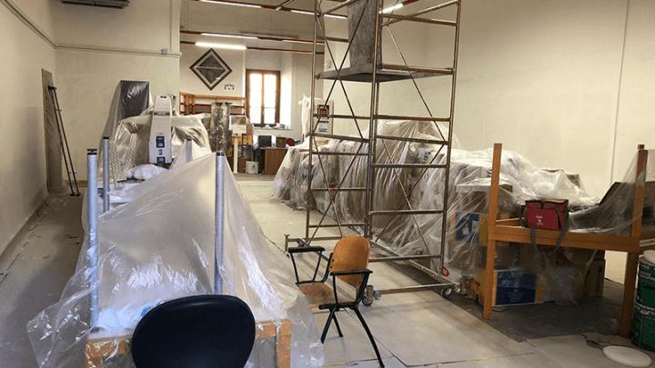 Cisterna, grande entusiasmo per la nuova biblioteca