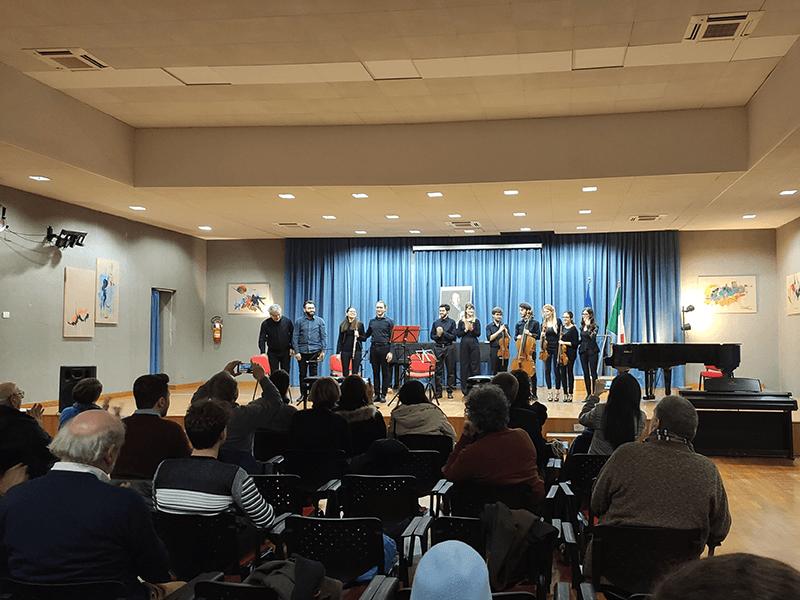 Conservatorio Latina, successo per la prima su Carulli
