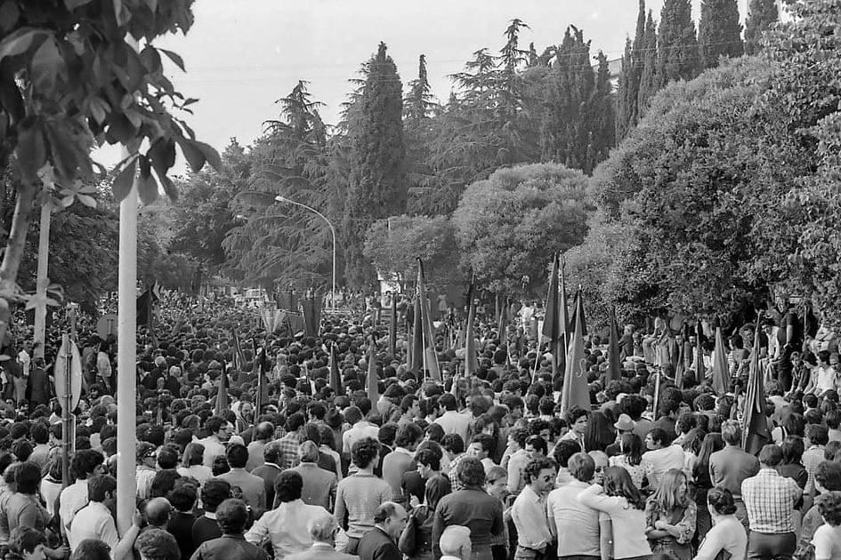 28 maggio 1976/ Luigi Di Rosa, Sezze non dimentica nessuno