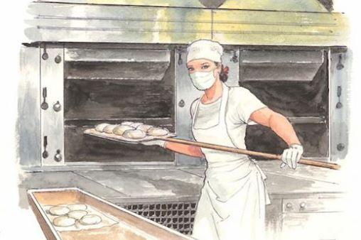Il ritorno pane fatto in casa al tempo del coronavirus e la sua lingua