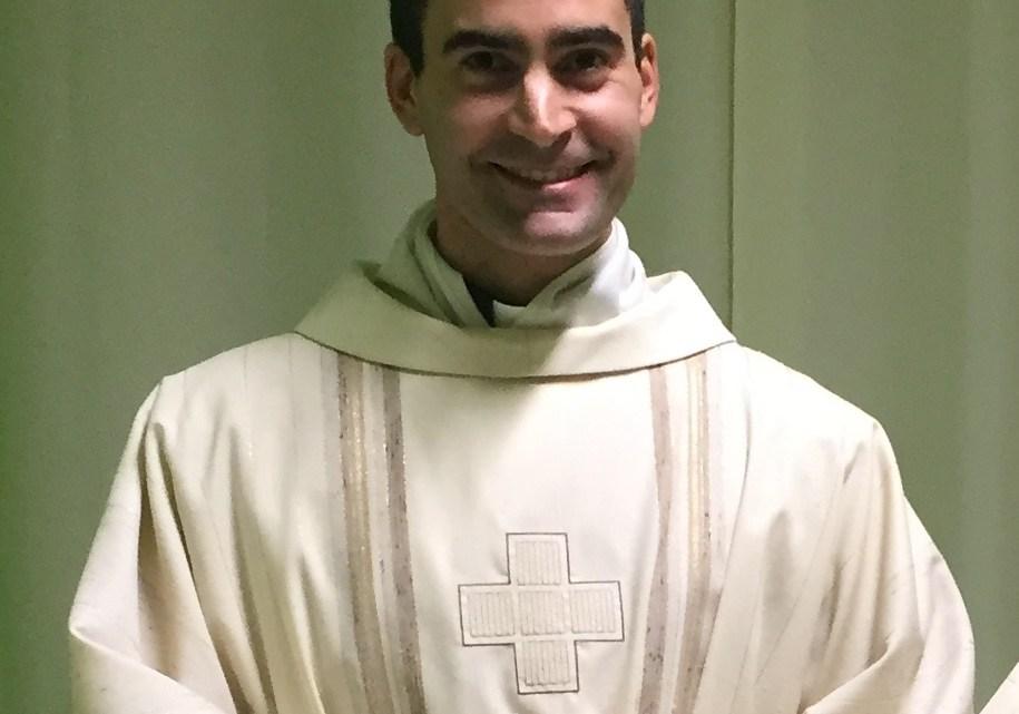 Oddio un altro prete, per fortuna un altro sacerdote. Alessandro Aloè ordinato a San Marco