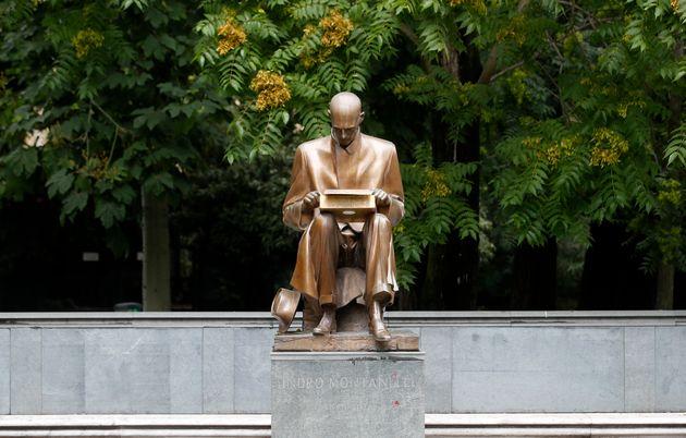 Le statue e l'analfabetismo alla bellezza, perchè voglio Indro e no Lidano