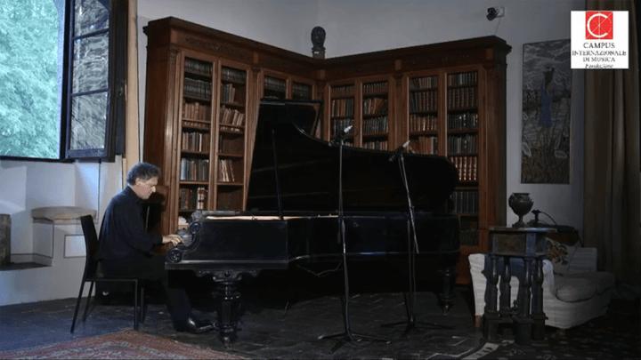 Festival Pontino, Lucchesini, tra leggenda e natura, il concerto a Ninfa