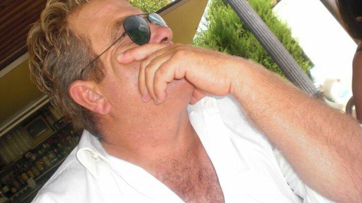 Paolo Pannone ci ha lasciati  nel suo furgone, ciao compagno