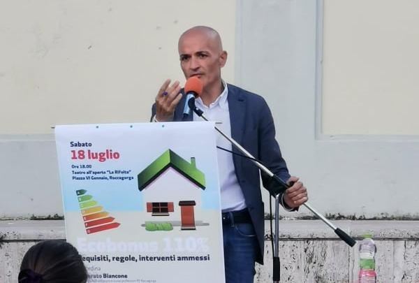 """Roccagorga/ Piccaro """"sfratta"""" Progetto Lepini"""