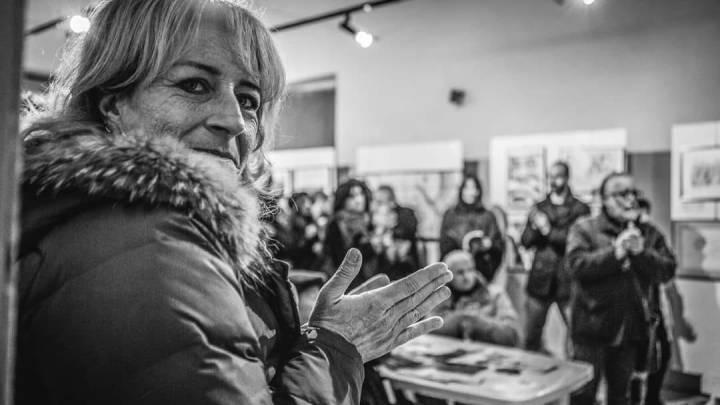 Simona Perrelli e il mio ultimo saluto